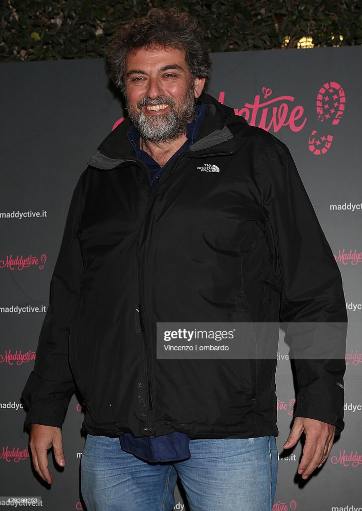 Giacomo Valenti attends the Maddalena Corvaglia Presents Maddyctive Web Magazine at Old Fashion Cafe on March 17, 2014 in Milan, Italy.