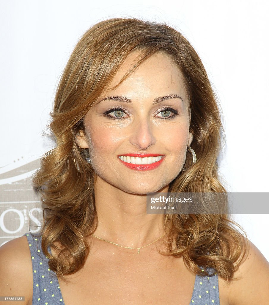 <a gi-track='captionPersonalityLinkClicked' href=/galleries/search?phrase=Giada+De+Laurentiis&family=editorial&specificpeople=601210 ng-click='$event.stopPropagation()'>Giada De Laurentiis</a> arrives at the 2013 Los Angeles Food & Wine Festival - 'Festa Italiana With <a gi-track='captionPersonalityLinkClicked' href=/galleries/search?phrase=Giada+De+Laurentiis&family=editorial&specificpeople=601210 ng-click='$event.stopPropagation()'>Giada De Laurentiis</a>' opening night held on August 22, 2013 in Los Angeles, California.
