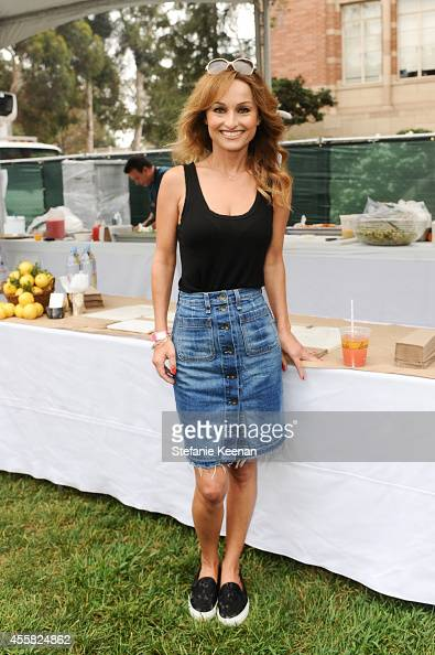 Giada De Laurentiis attends 2014 LA Loves Alex's Lemonade on September 20 2014 in Los Angeles California