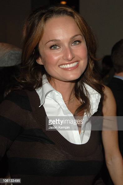 Giada De Laurentiis during Alice Olivia Opens New York Flagship Boutique October 12 2006 at alice Olivia in New York City New York United States