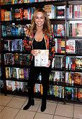 Giada De Laurentiis Signs Copies Of Her New Book...