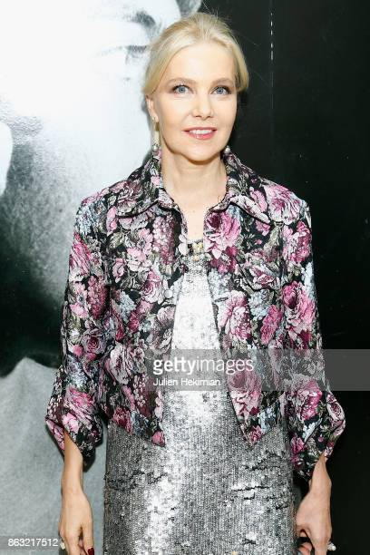 Giada Magliano attends 'Picasso and Maya Father and Daughter' Exhibition Curated By Diana Widmaier Picasso at Gagosian Paris on October 19 2017 in...