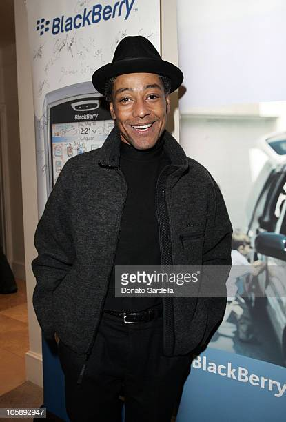 Giancarlo Esposito at the BlackBerry 8700c Self Magazine Lounge