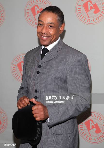Giancarlo Esposito attends 'Storefront Church' Opening Night After Party at Abe Arthur's on June 11 2012 in New York City