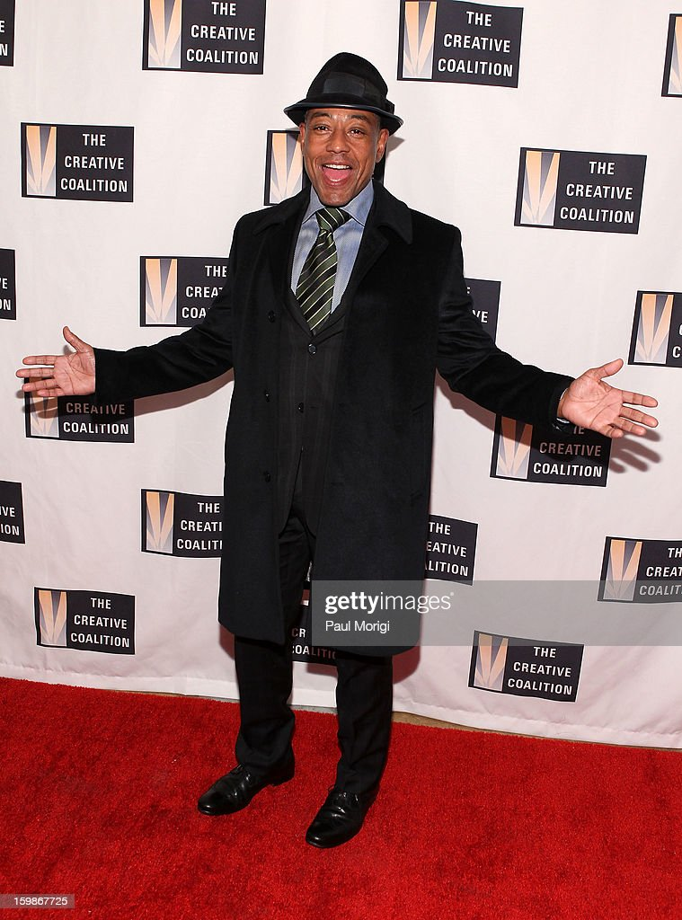 Giancarlo Esposito attends The Creative Coalition's 2013 Inaugural Ball on January 21, 2013 in Washington, United States.