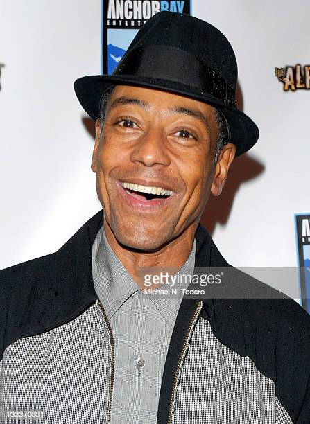 Giancarlo Esposito attends the New York premiere of 'The Alphabet Killer' at Cinema Village on December 10 2008 in New York City