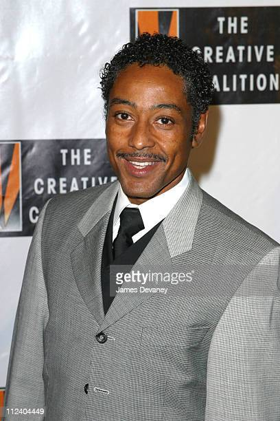 Giancarlo Esposito during Creative Coalition's 'Seconding the First' Gala Benefit Concert at Hammerstein Ballroom in New York City New York United...