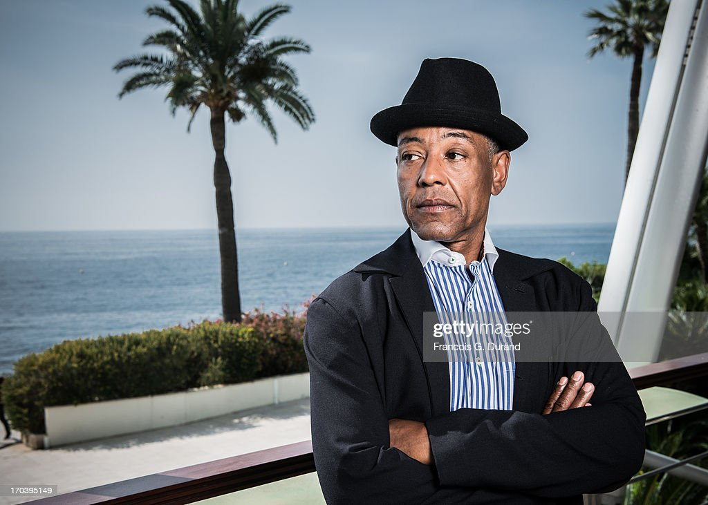 Giancarlo Esposito poses at a portrait session during the 53rd Monte-Carlo TV Festival at Grimaldi Forum on June 12, 2013 in Monaco, Monaco.