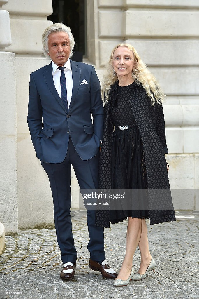 Celebrity Sightings At Paris Fashion Week : Haute Couture F/W 2014-2015 : July 6th