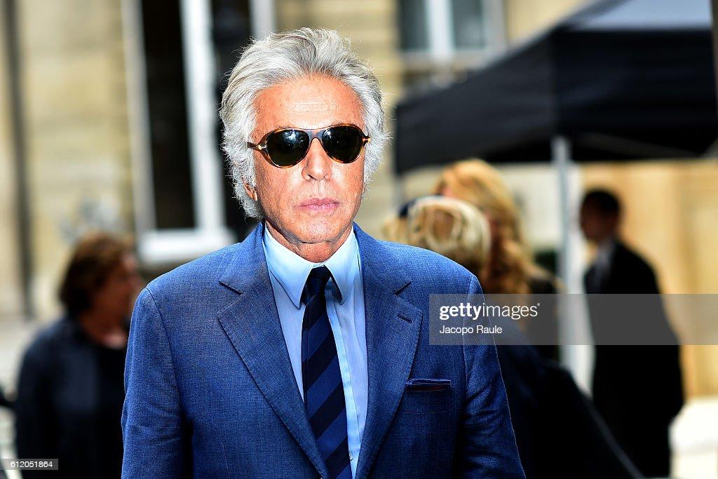 Celebrity Sightings : Day  Six - Paris Fashion Week Spring/Summer 2017