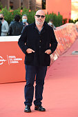 Gianfranco Rosi Red Carpet - 15th Rome Film Festival...