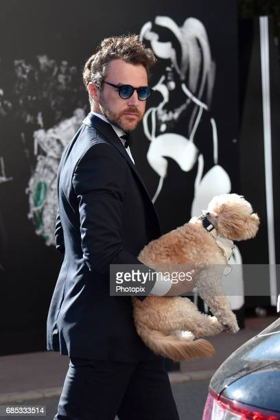 Gianluca Passi is spotted during the 70th annual Cannes Film Festival at on May 19 2017 in Cannes France