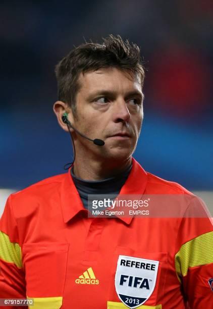 Gianluca Rocchi match referee