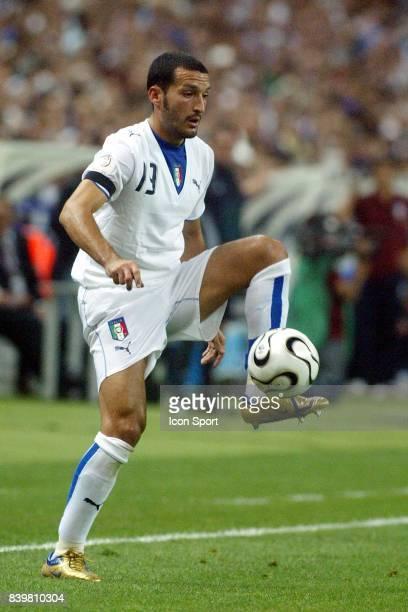Gianluca ZAMBROTTA France / Italie Eliminatoires Euro 2008
