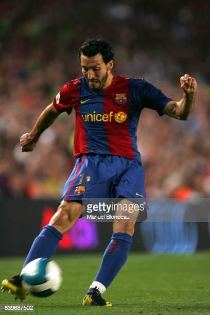 Gianluca ZAMBROTTA FC Barcelone / Espanyol Barcelone 37 eme Journee Liga