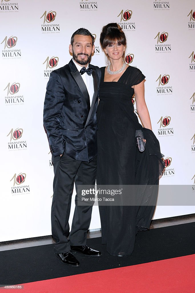 Fondazione Milan 10th Anniversary Gala - Red Carpet