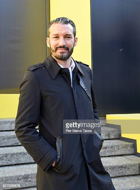 Gianluca Zambrotta attends the Technogym Listing Ceremony at Palazzo Mezzanotte on May 3 2016 in Milan Italy Technogym is the world leader in the...