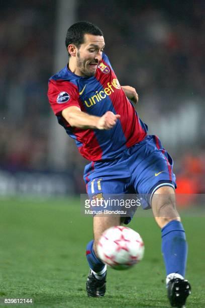 Gianluca ZAMBROTTA Barcelone / Liverpool 1/8eme de Finale aller Champions League 2006/2007