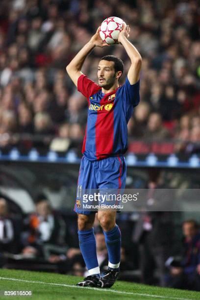 Gianluca ZAMBROTTA FC Barcelone / Liverpool FC 1/8 Final Champions League