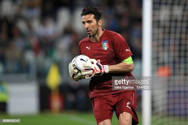 Gianluigi Buffon Italy goalkeeper