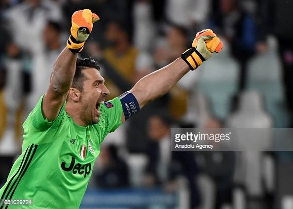 Juventus vs AS Monaco: UEFA Champions League : News Photo