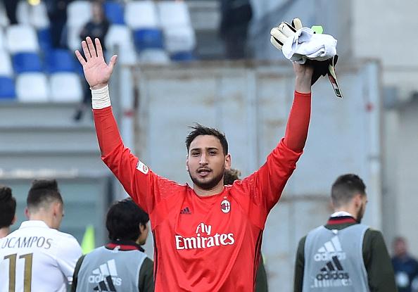 US Sassuolo v AC Milan - Serie A : News Photo