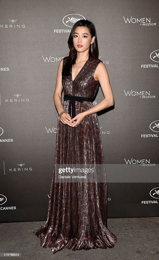 Kering Official Cannes Dinner - Arrivals - The 68th Annual Cannes Film Festival