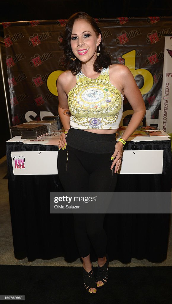 Gianna Michaels attends Exxxotica Expo 2013 on May 31, 2013 in Fort Lauderdale, Florida.
