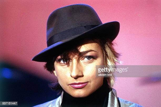 Gianna Nannini *1957 Sängerin Italien März 1985