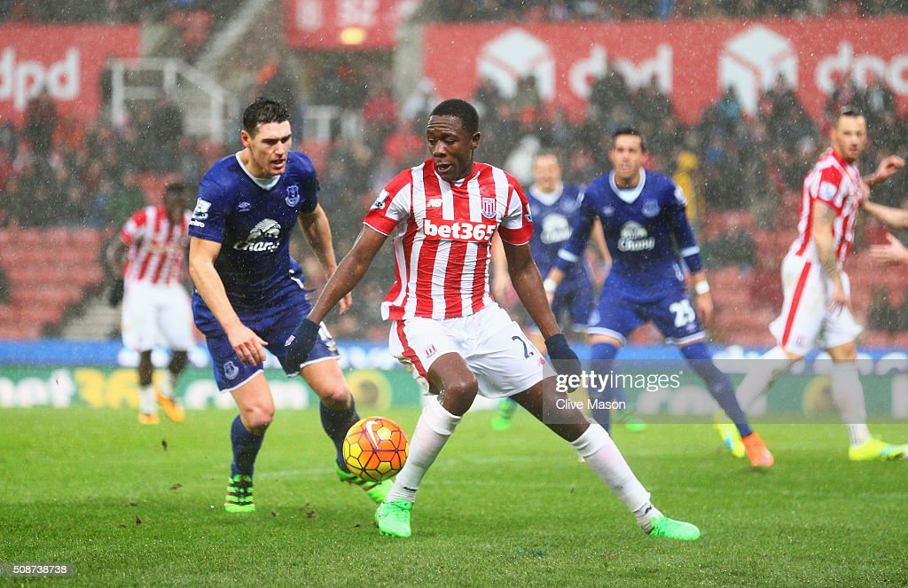 Stoke City v Everton - Premier League