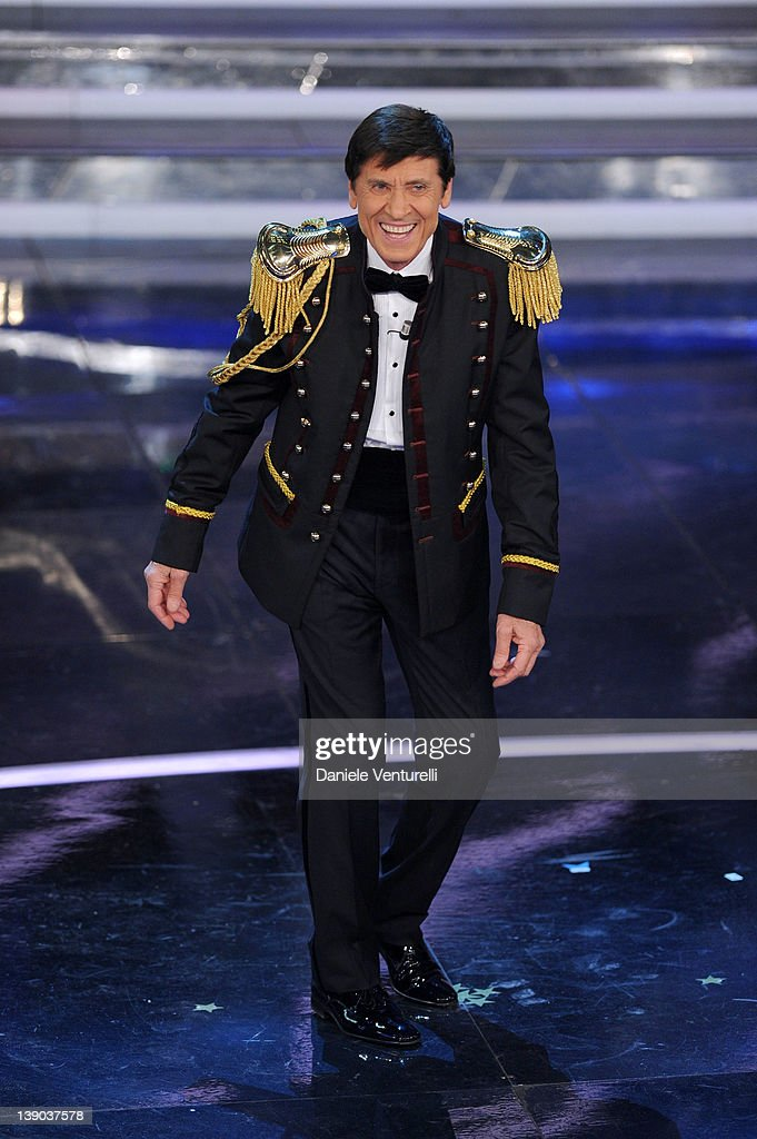 2012 Sanremo - The 62nd Italian Song Festival - February 15, 2012