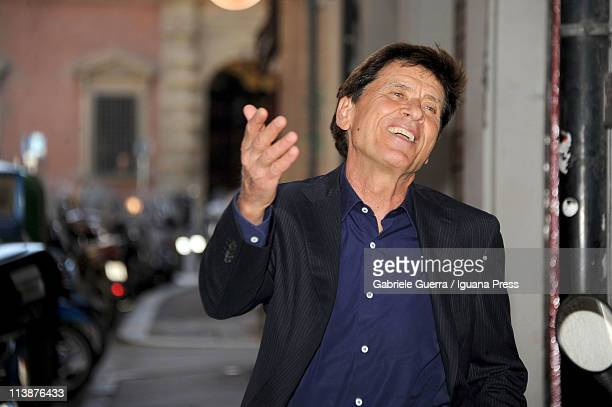 Gianni Morandi honorary president and member of the board attends the Bologna FC Board of Directors meeting on May 9 2011 in Bologna Italy