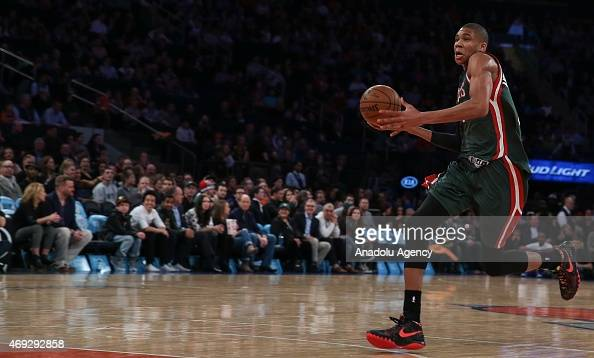 Milwaukee Bucks v New York Knicks : News Photo