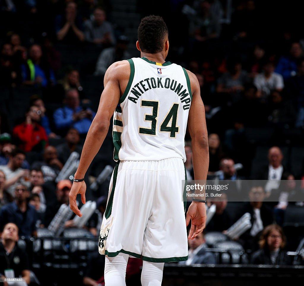 Milwaukee Bucks: Milwaukee Bucks V Brooklyn Nets