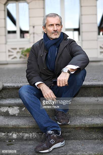 Gianrico Carofiglio attends Noir In Festival 2016 on December 9 2016 in Como Italy