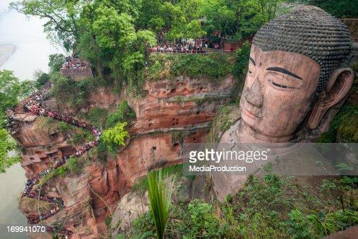 Giant Budha of Leishan