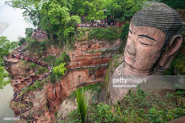 Giant Budha of Leishan