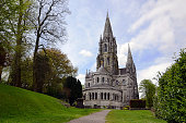 giant cathedral in the Cork city in Ireland
