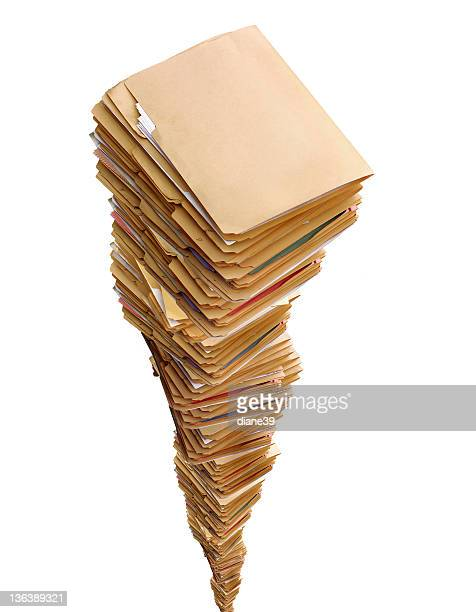 giant file stack