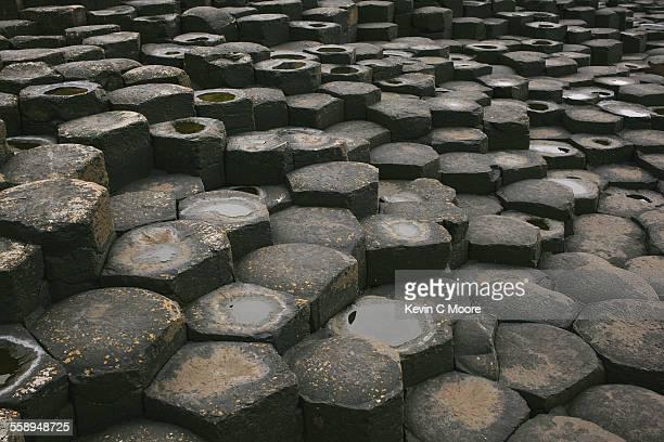 Giants Causeway, Bushmills, County Antrim, Northern Ireland