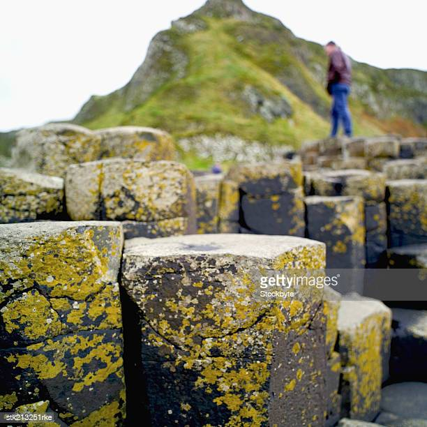 Giants Causeway in County Antrim