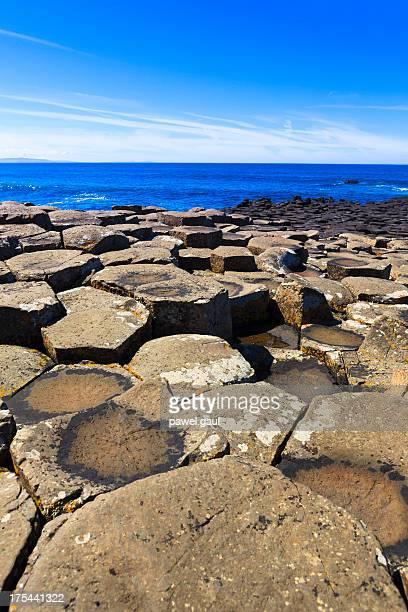 Giant's Causeway in Northen Ireland