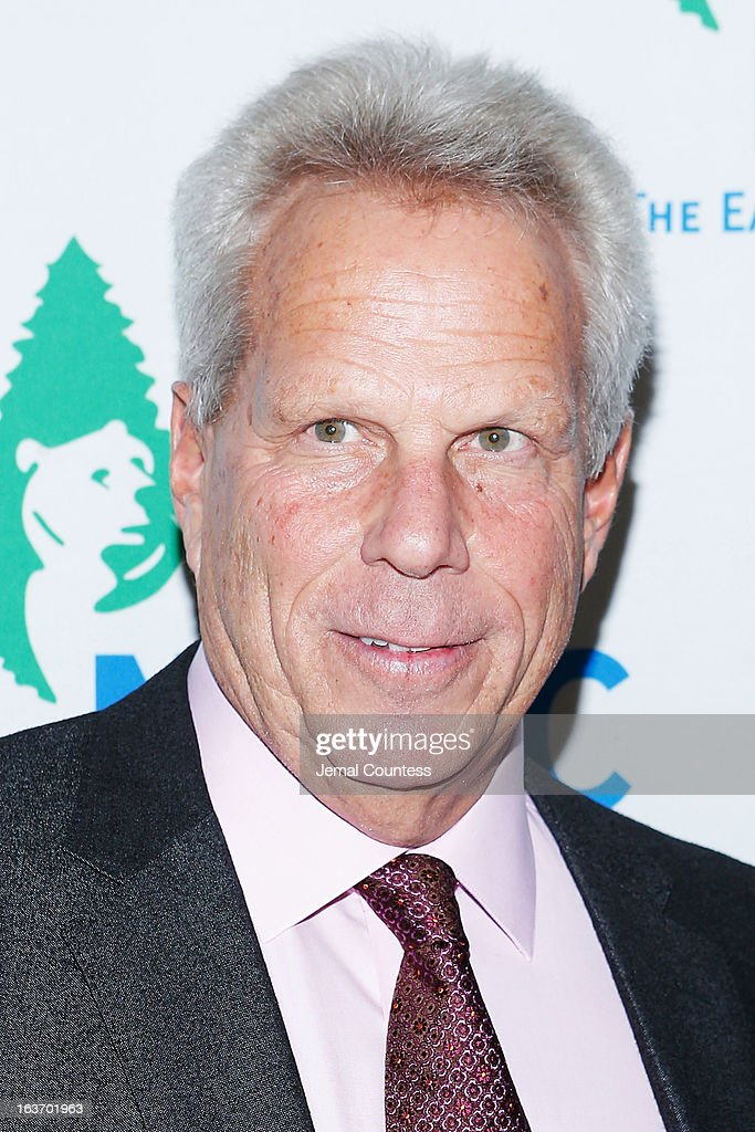 NY Giants chairman Steve Tisch attends the 2013 Natural Resources Defense Council Game Changer Awards at the Mandarin Oriental Hotel on March 14, 2013 in New York City.