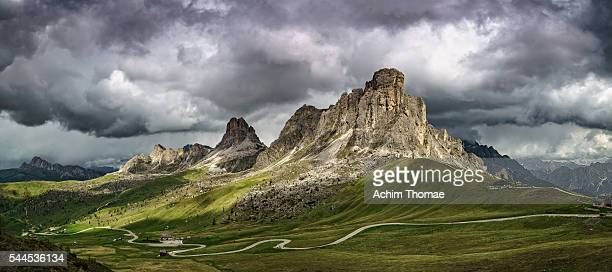 Giau Pass - Dolomite Alps - Italy