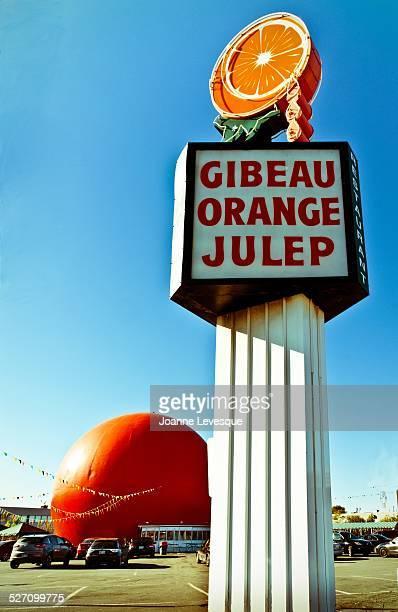 Gibeau Orange Julep restaurant Montreal Canada