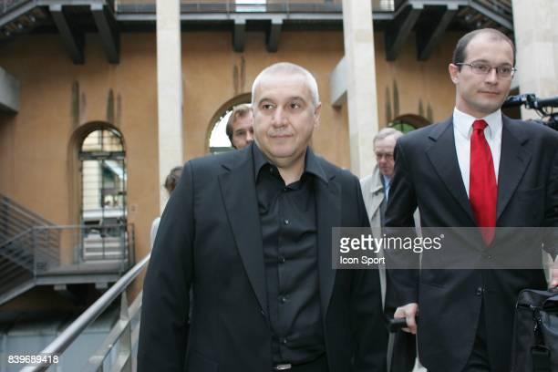 Gibert SAU Proces en appel des comptes de l OM entre 1997 et 1999 Aix