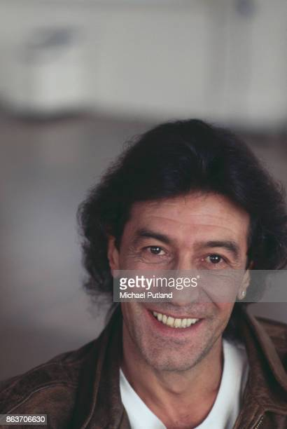Gibraltar singersongwriter and record producer Albert Hammond 1989