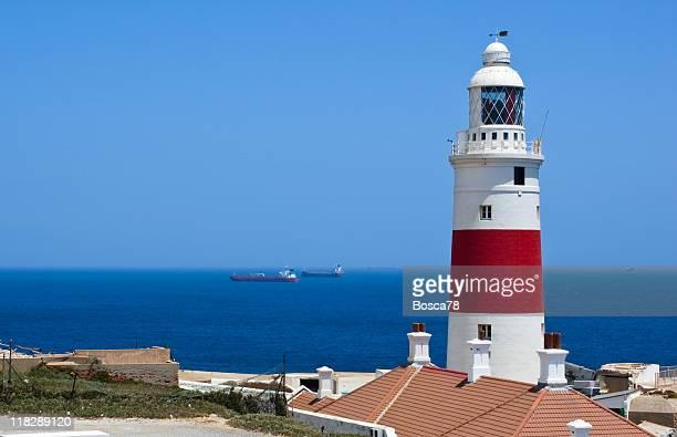 Gibraltar Trinity lighthouse