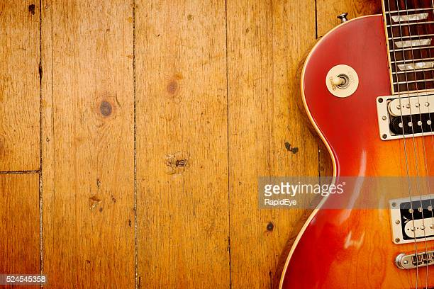 Gibson Les Paul de guitarra eléctrica em madeira