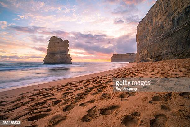 Gibson steps, Twelve Apostle, Australia.